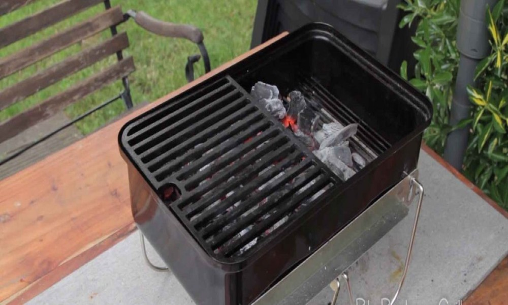 Best Small Charcoal Grill Reviews