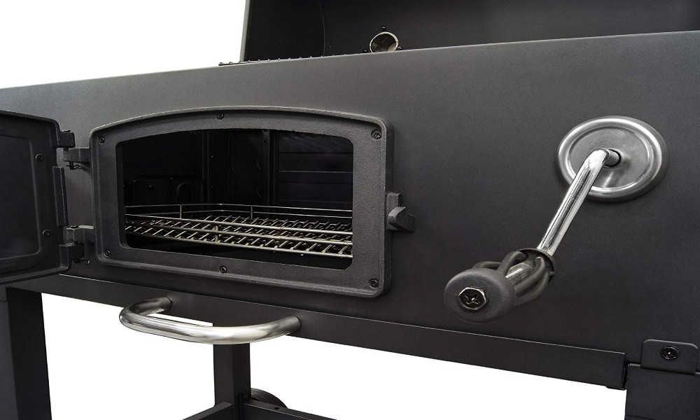Dyna Glo Charcoal Grill Review