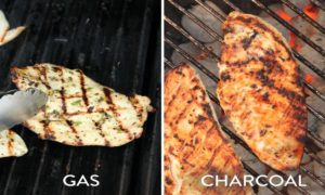 Settle the Propane vs Charcoal Grill Debate